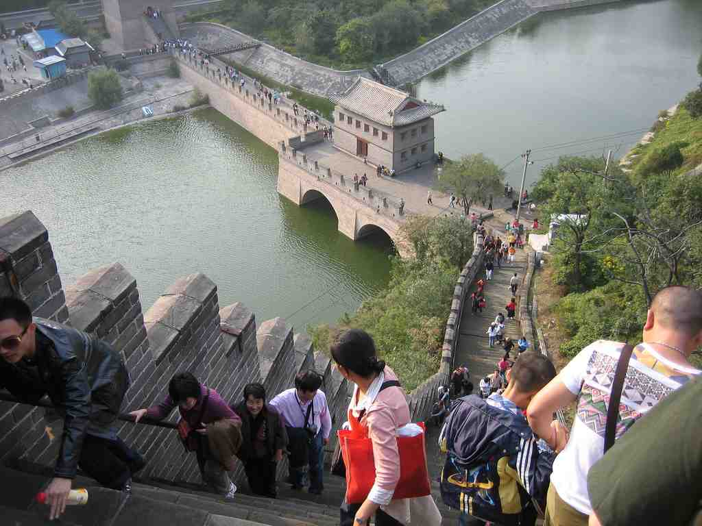 great wall china thesis